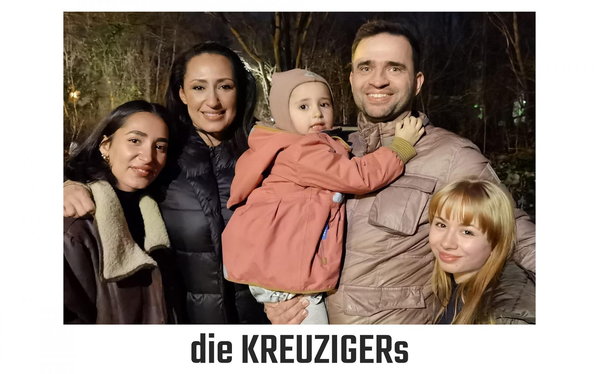 Familie Kreuziger