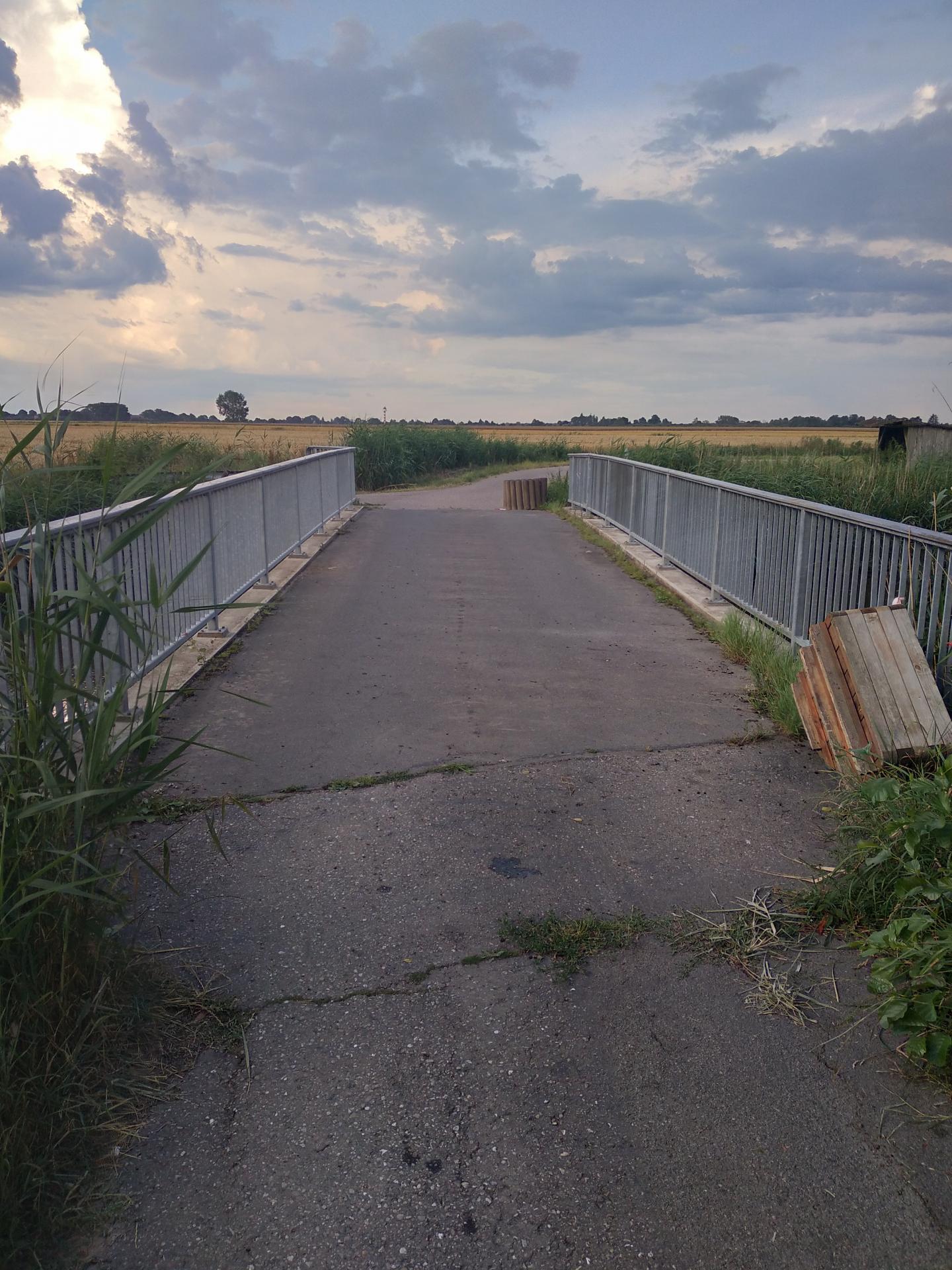 Brücke Landweg