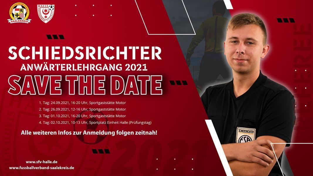 Schiedsrichteranwärterlehrgang 2021 Teaser