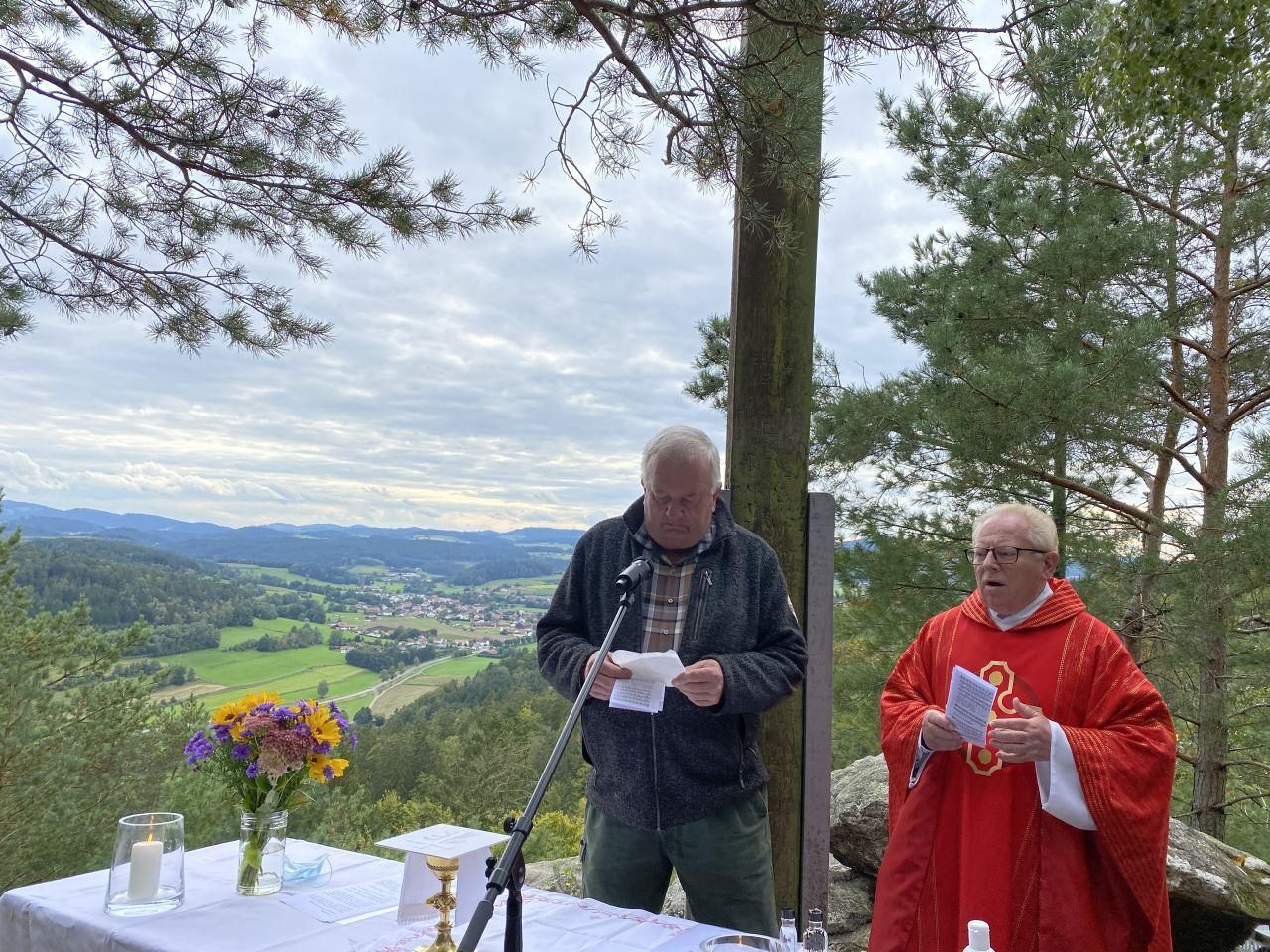 50 Jahre Jägerkreuz Miltach 2021 1