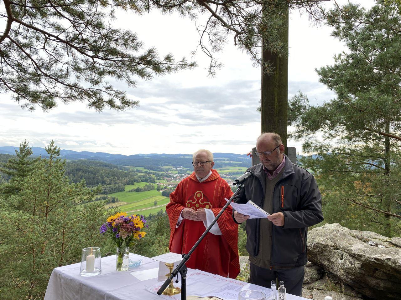 50 Jahre Jägerkreuz Miltach 2021 2