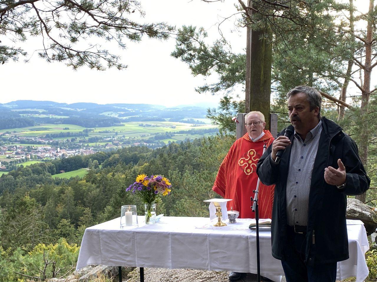 50 Jahre Jägerkreuz Miltach 2021 3