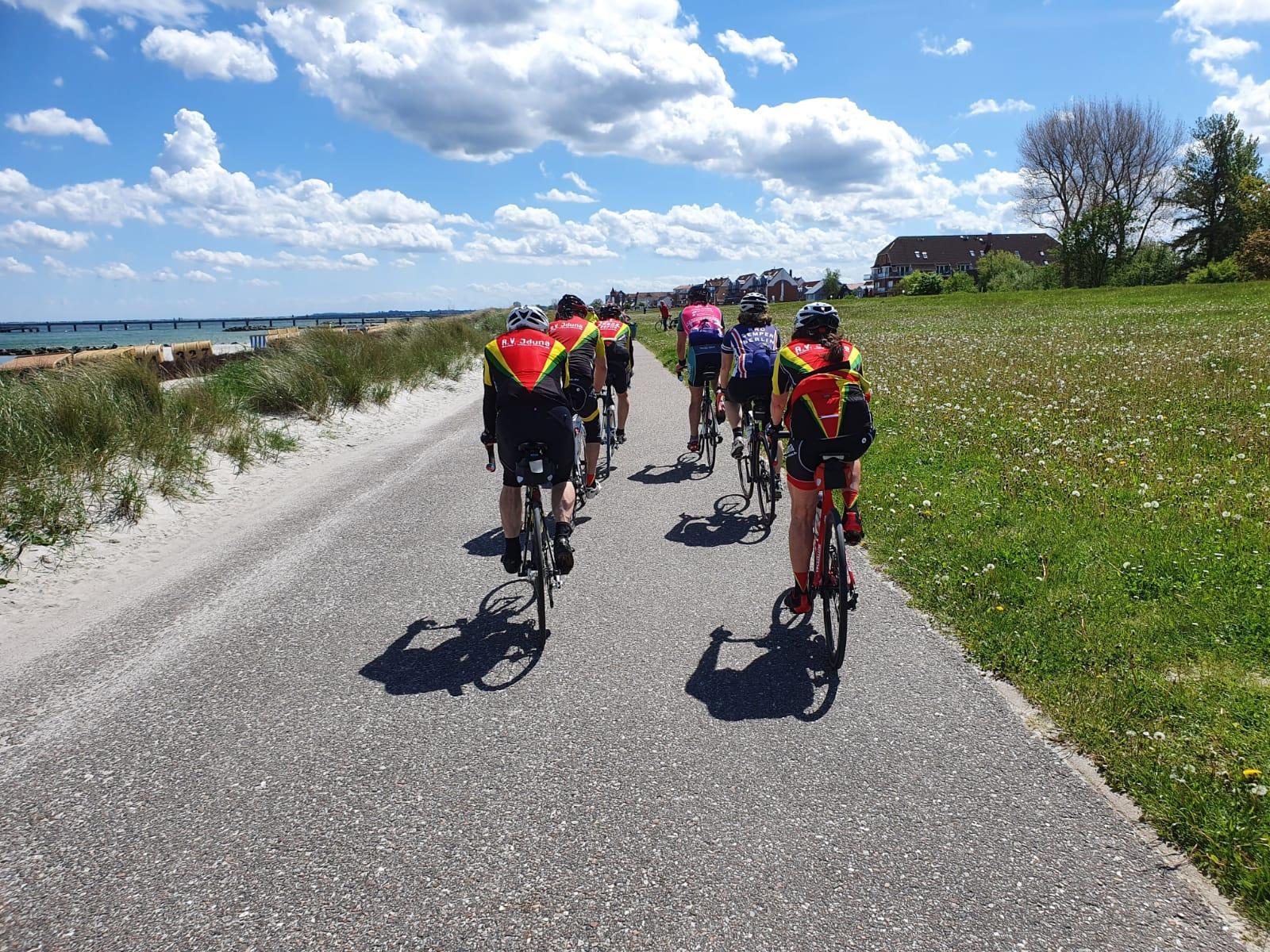 Iduna:RBC Anfahrt Ostsee Mai 2021