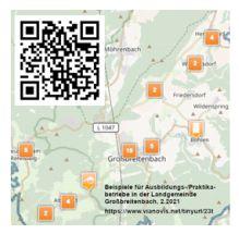 Standortinformationssystem berufliche Perspektiven
