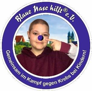 Blaue Nase hilft