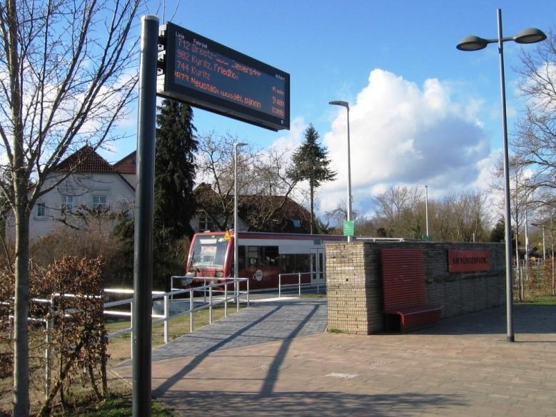 Bahnhaltepunkt