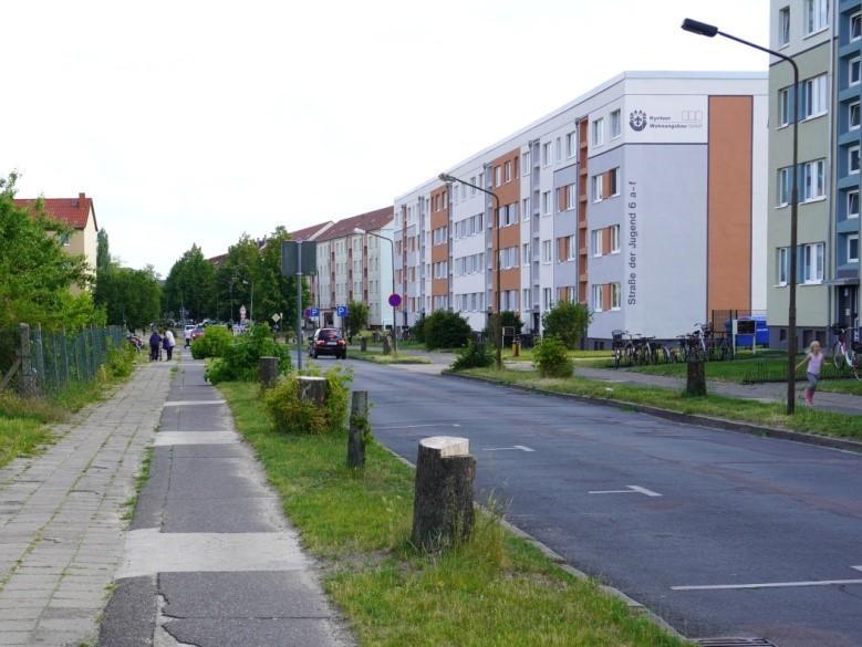 Straße der Jugend