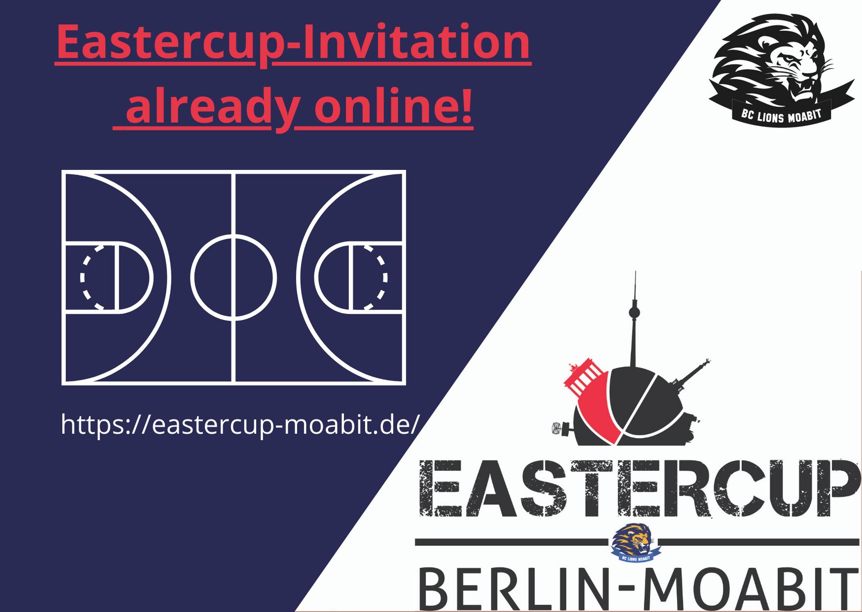 Invitation Eastercup