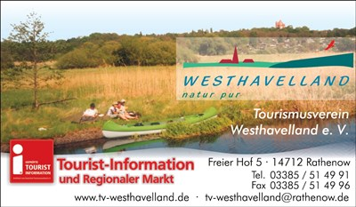 Foto zur Meldung: Zertifizierte Tourist-Information