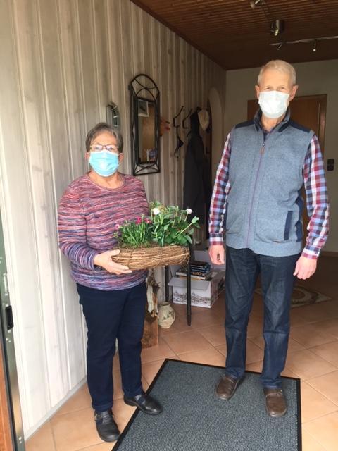 Helga und Roland Schmidt