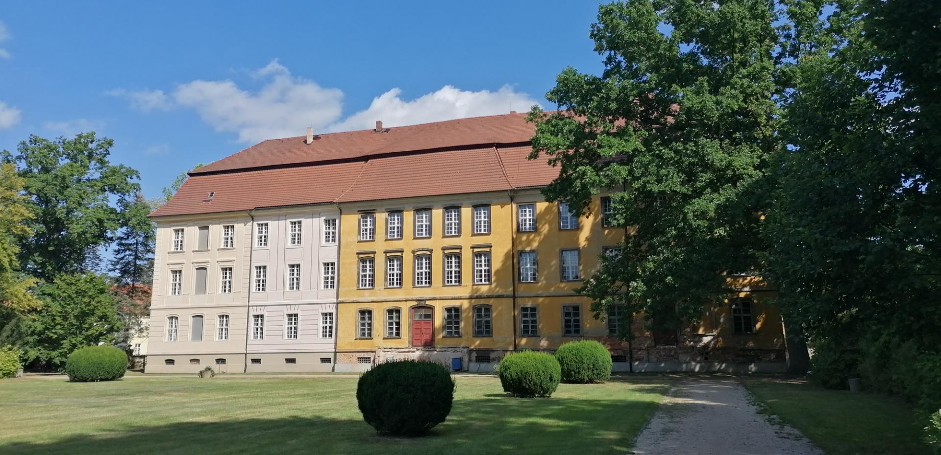 Schloss Lieberose. Foto: Dörthe Ziemer
