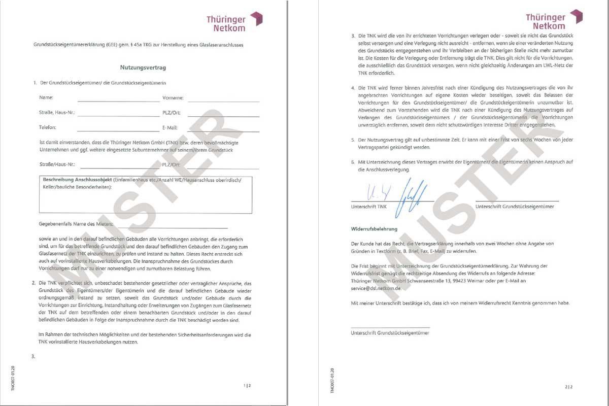 MUSTER_Grundstückseigentümererklärung