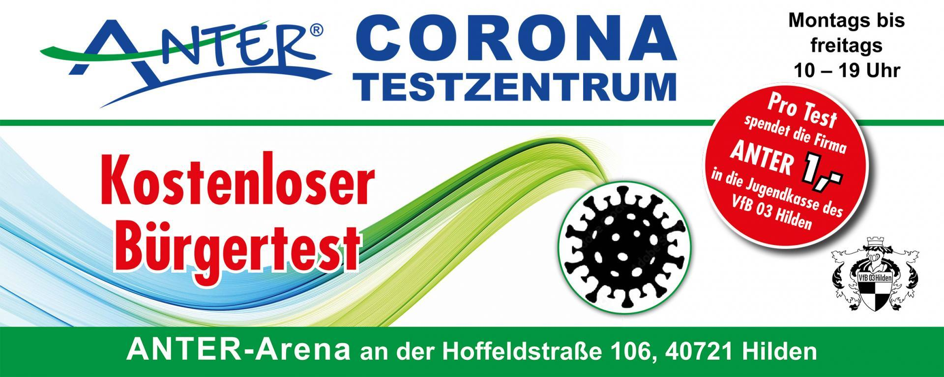 Corona-Testzentrum