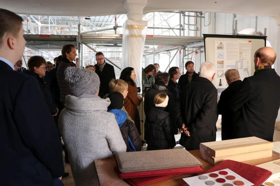 Sanierung Pfarrkirche Blaibach 2019 2