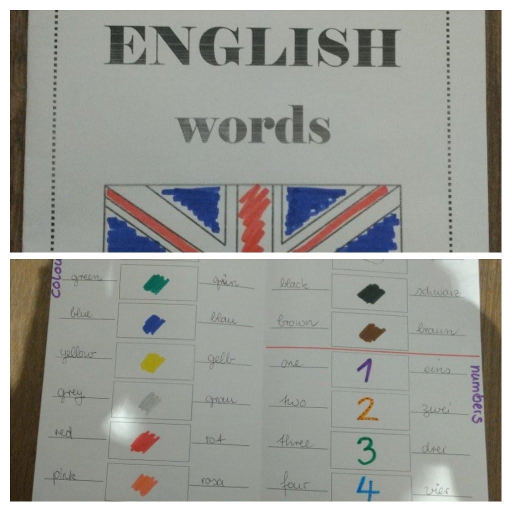 Wörterheft