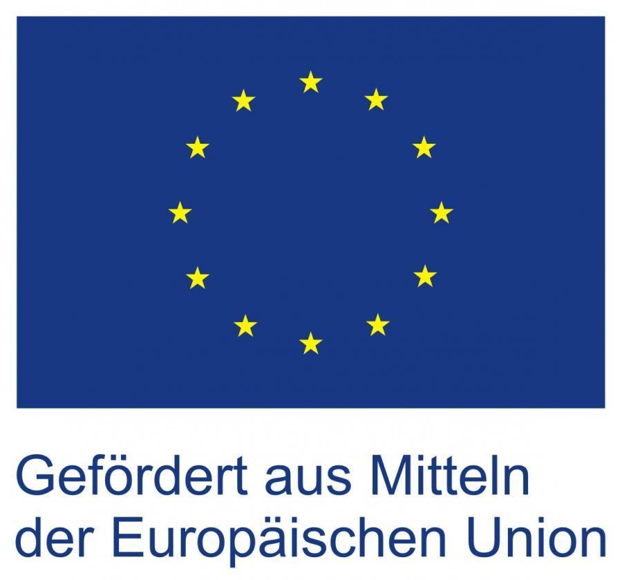EU Fördermittel Logo