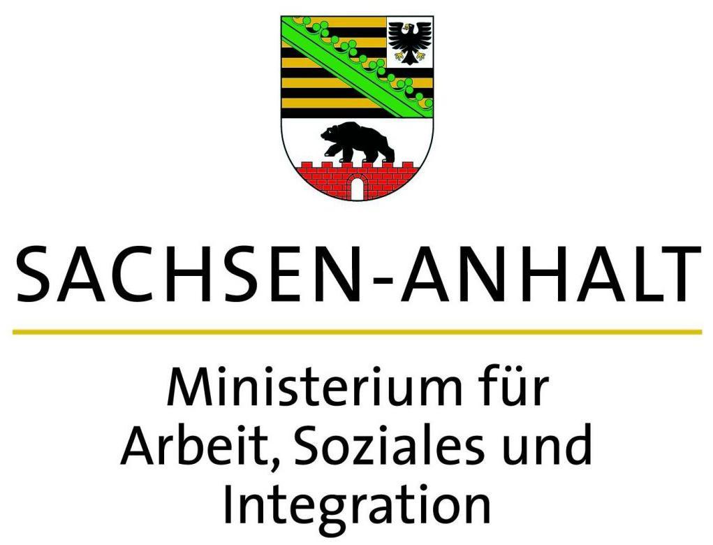 Logo Sachsen Anhalt