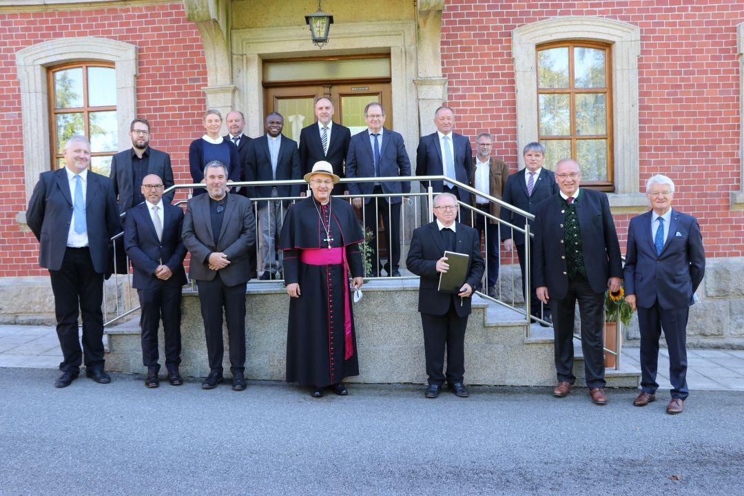 Altarweihe Blaibach 2020 13