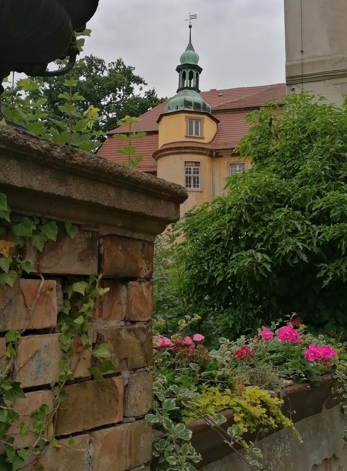 Der Landkreis Dahme-Spreewald unterstützt den Förderverein Lieberose bei dessen Bemühungen um das Schloss Lieberose. Foto: Dörthe Ziemer