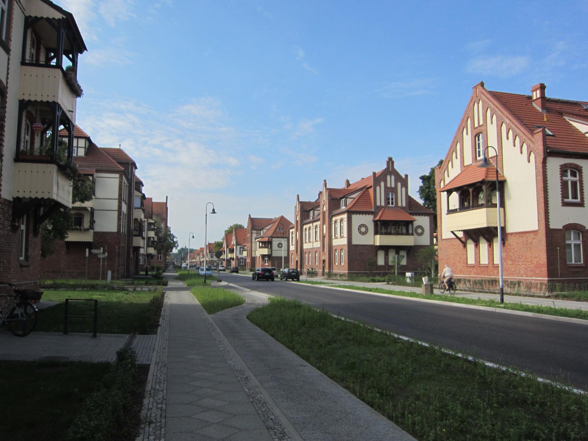 Die Schwartzkopffsiedlung in Wildau. Für die Förderung einer Außenstelle des RKI im Rahmen des Strukturwandels gab es Kritik. Foto: Dörthe Ziemer