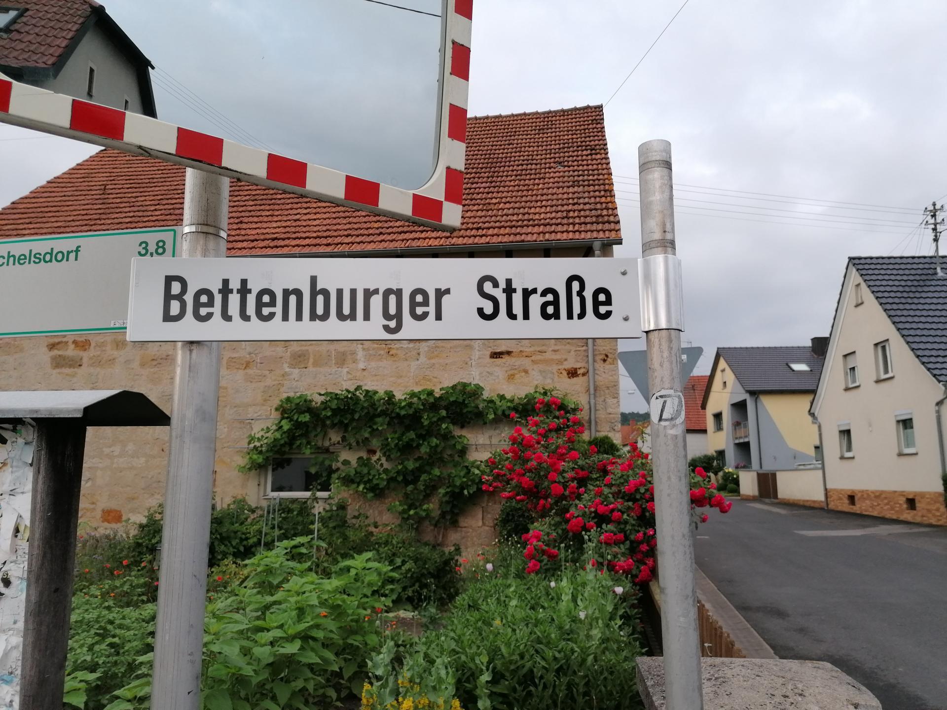 Bettenburger Straße