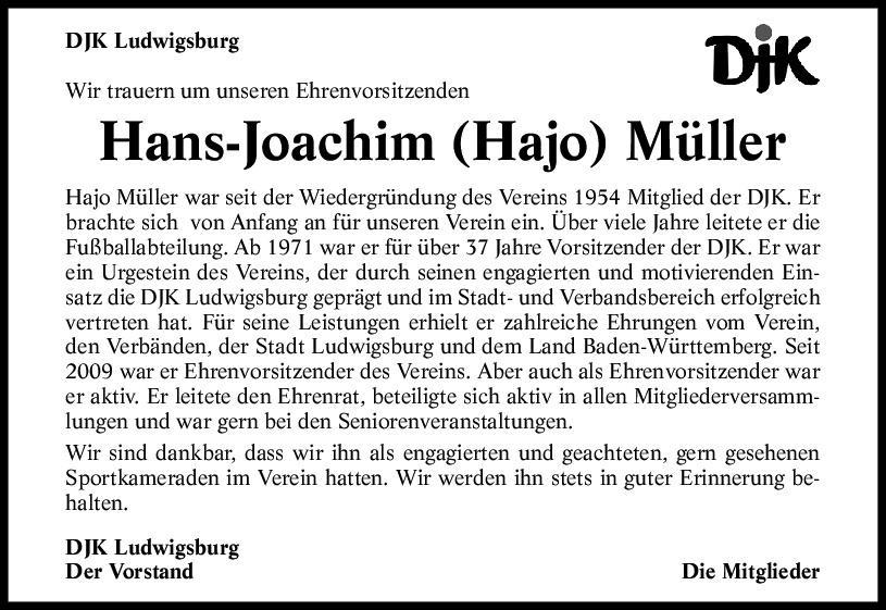Hajo Müller