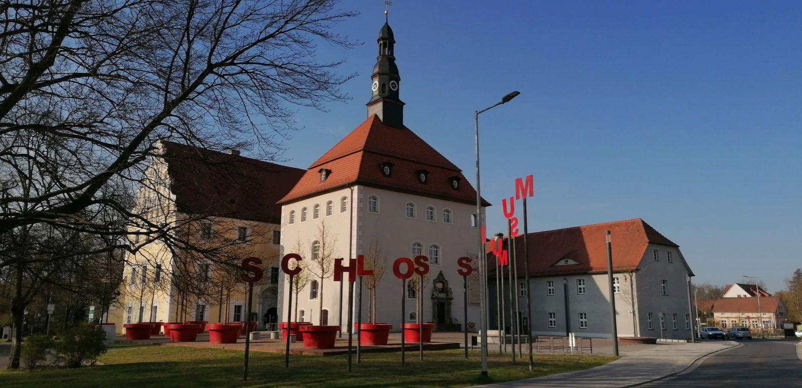 Das Lübbener Schloss beherbergt heute das Stadt- und Regionalmuseum. Foto: Dörthe Ziemer