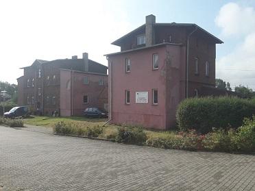 Reichsbahngebäude very small