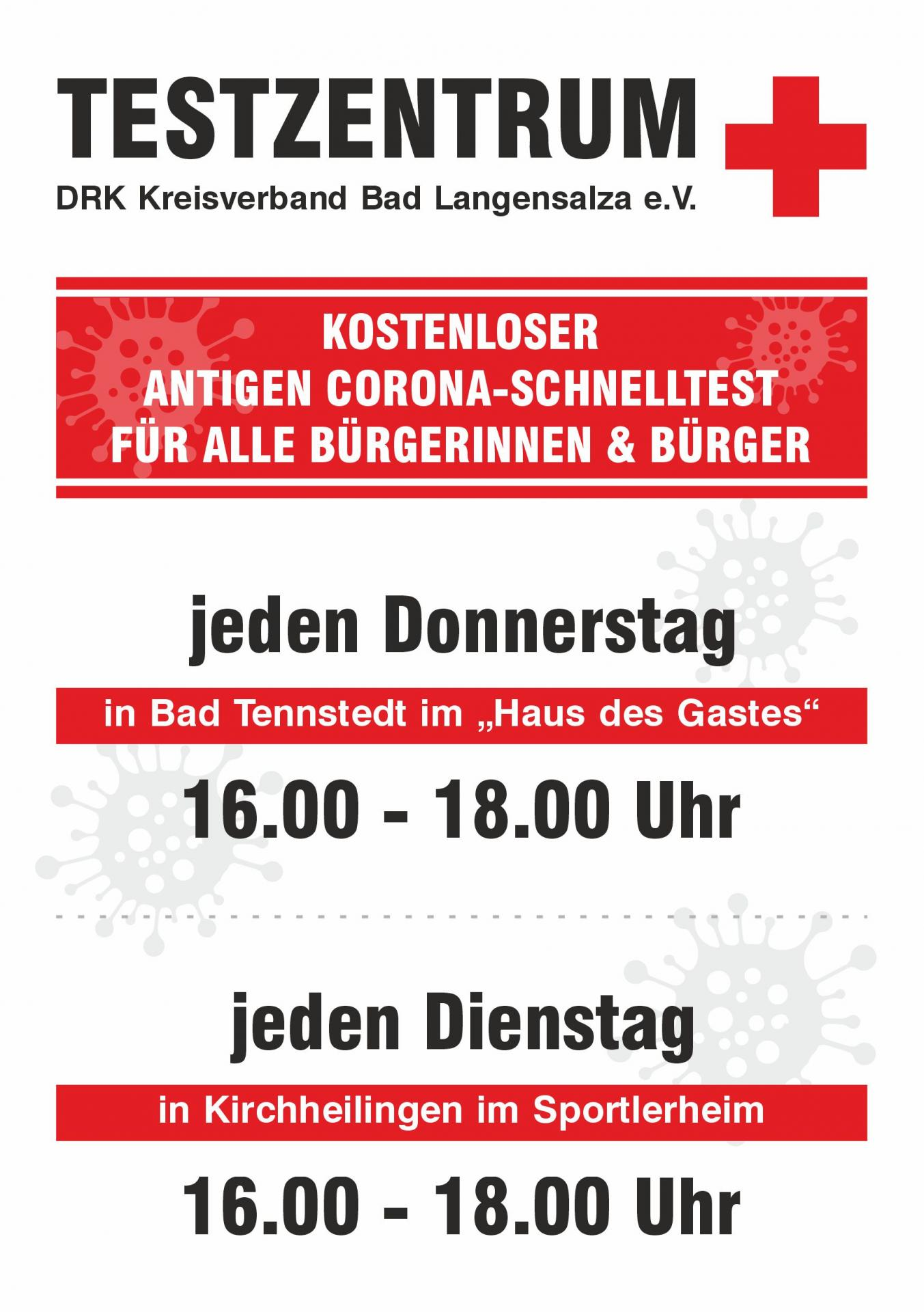 DRK_Flyer_Testzentrum_Kirchheilingen+Tennstedt_A5