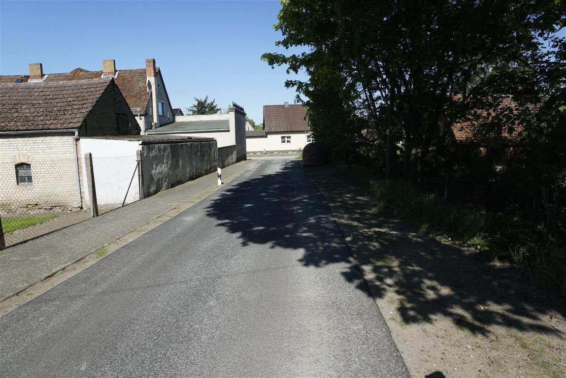 Dosseweg in Sieversdorf