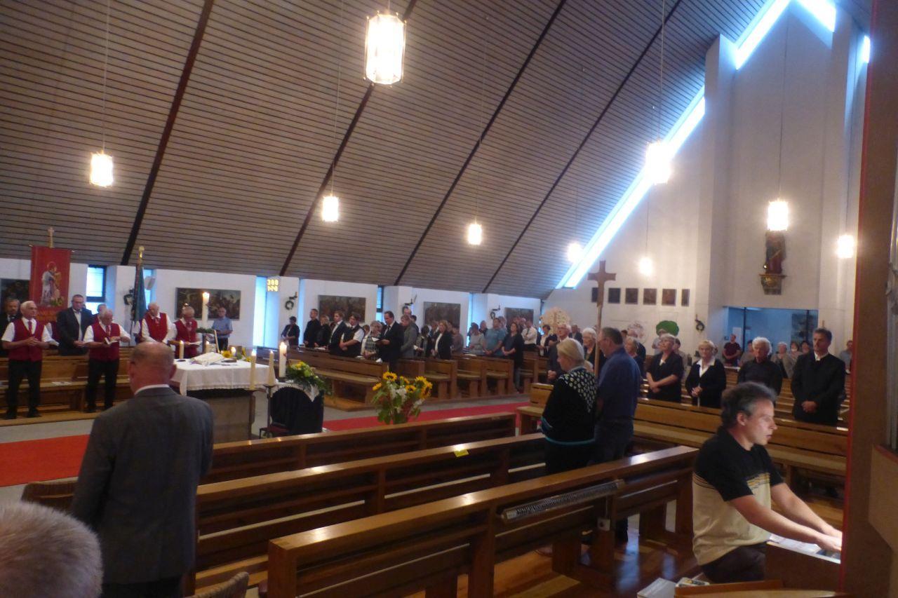 Pfarrei Miltach Gedenkgottesdienst Six 3