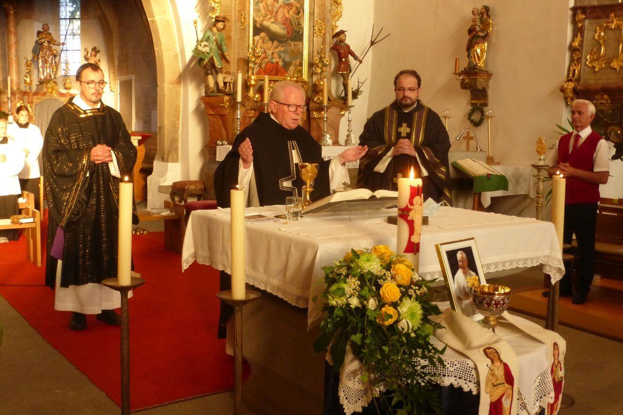 Pfarrei Miltach Gedenkgottesdienst Six 4