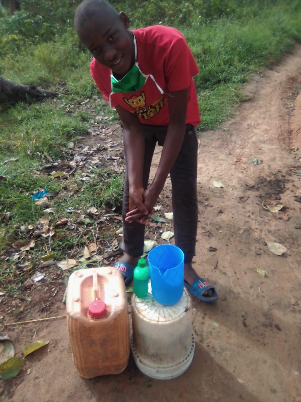 Seife für die Hygiene