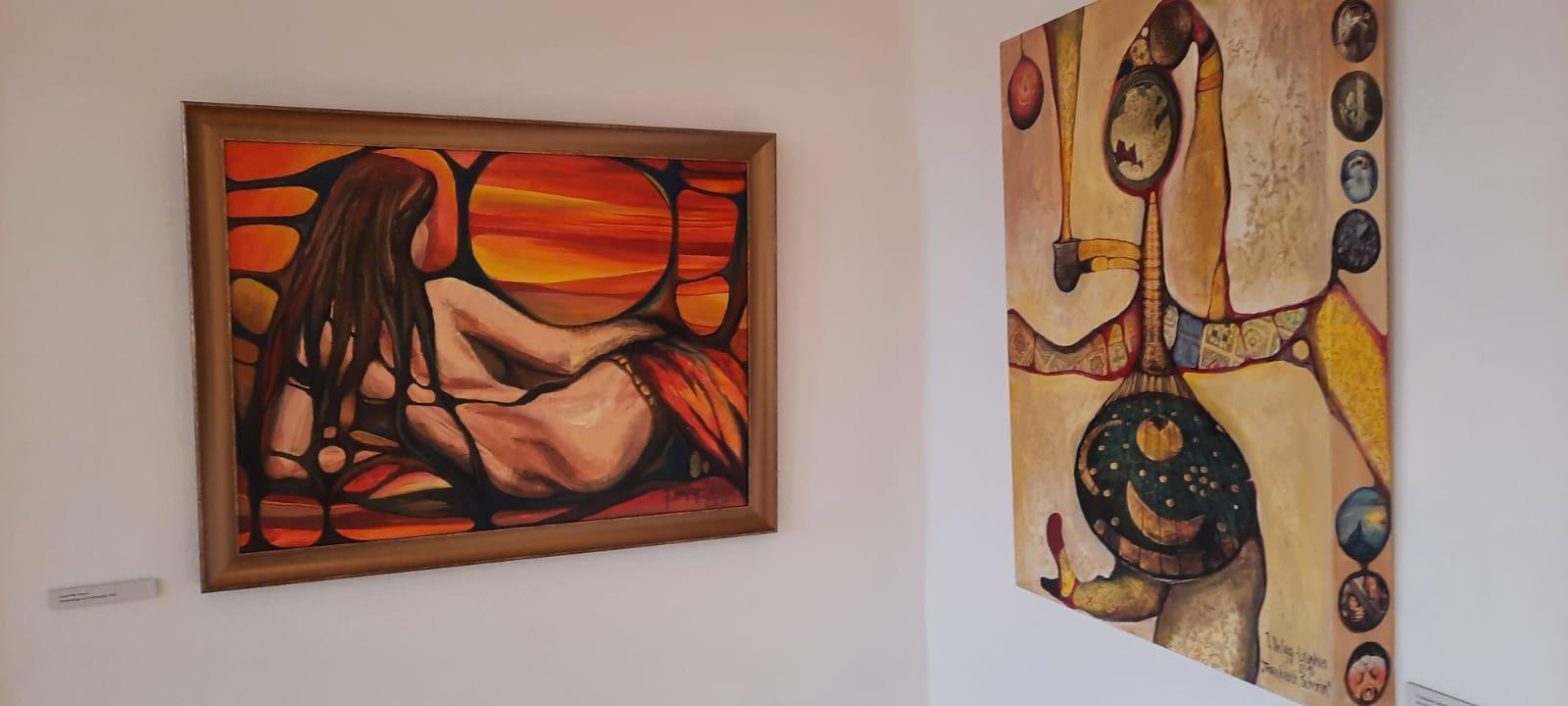 Bild Ausstellung Zeitreise I