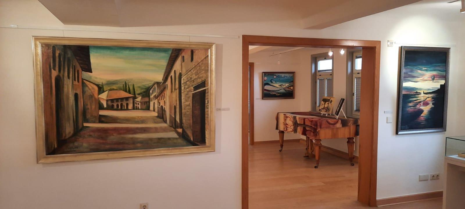 Bild Ausstellung Zeitreise III