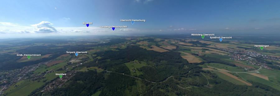 Überblick Panoramatour