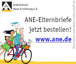 Arbeitskreis neue Erziehung e.V. bietet ANE-Elternbriefe an