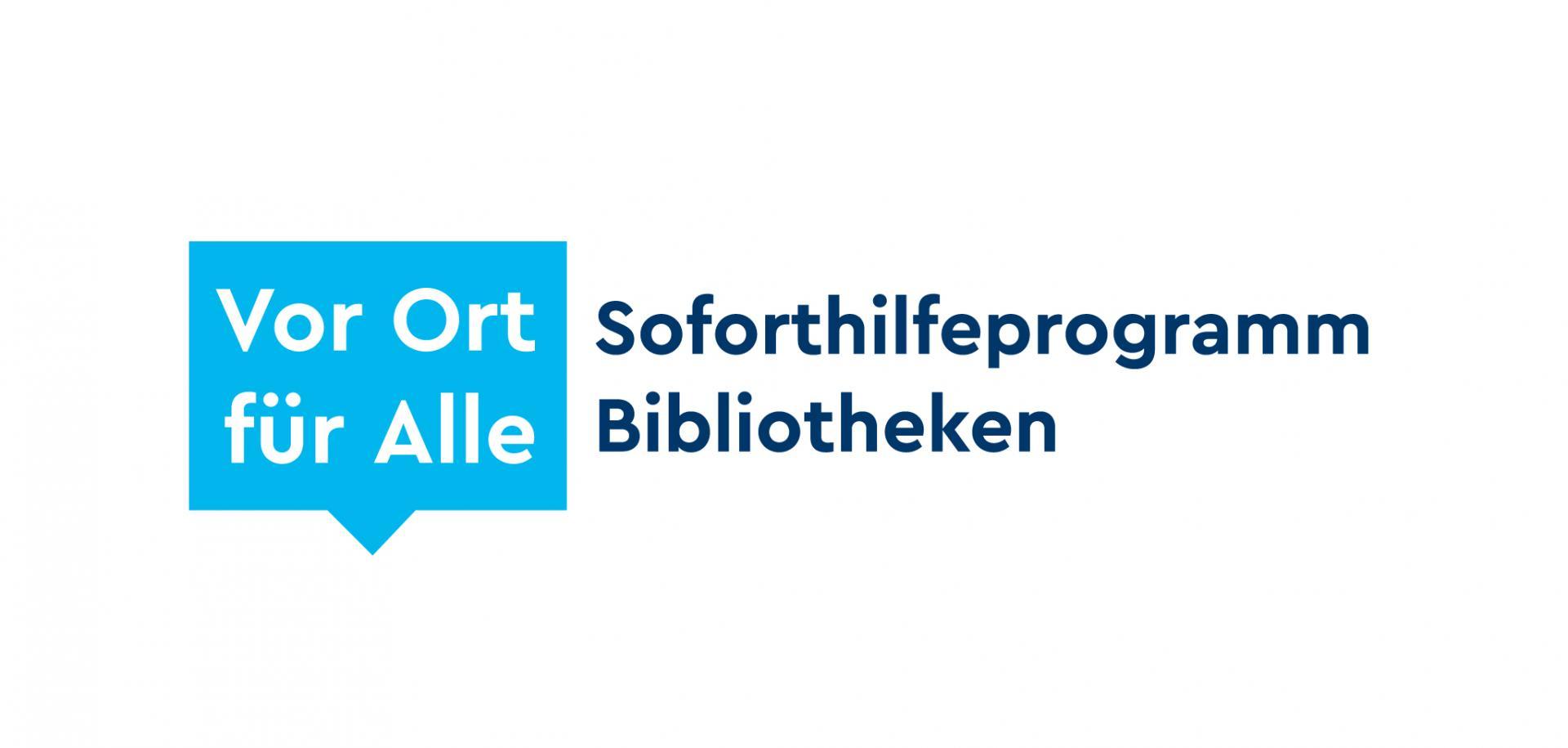 Logo Vor Ort für Alle - Soforthilfeprogramm
