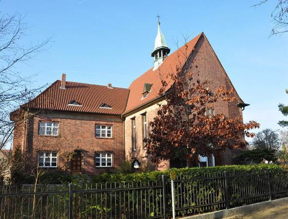katholische Kirche Beeskow