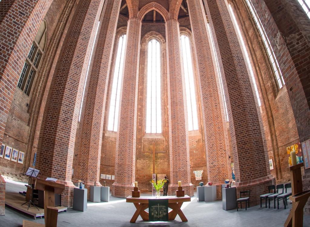 St. Marienkirche Innen