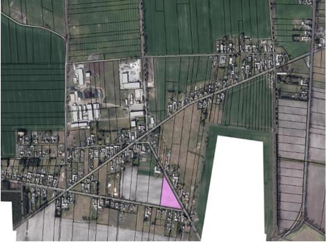Lageplan (rosa Fläche)