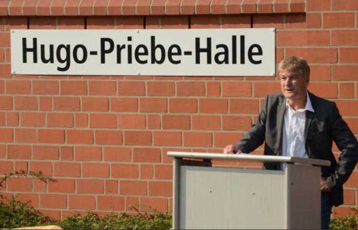 Festakt Hugo-Priebe-Halle 1