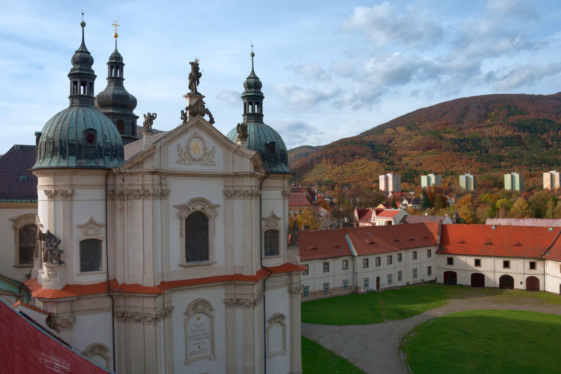 Kloster Osek