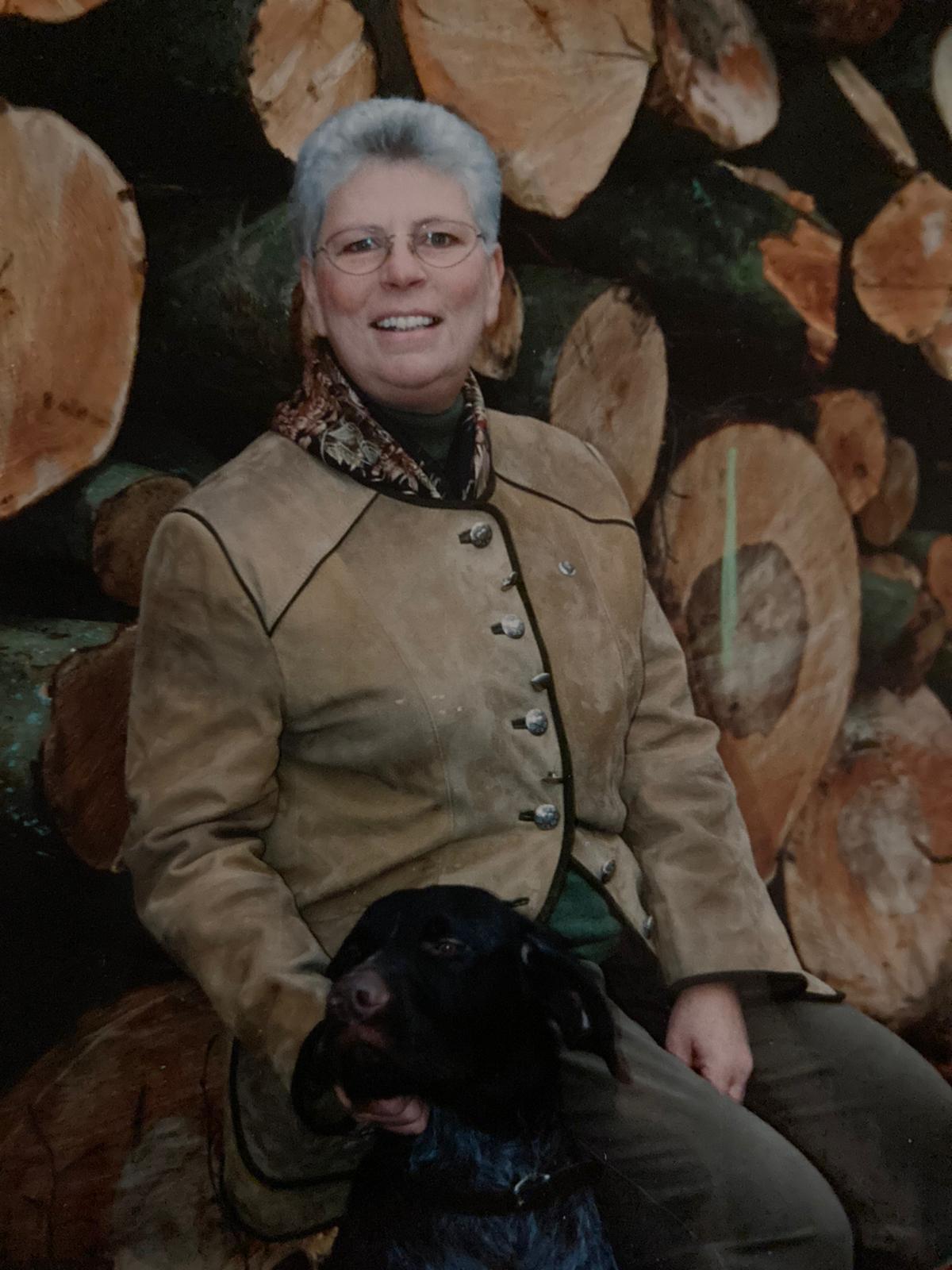 Bläserobfrau Karin Schröder