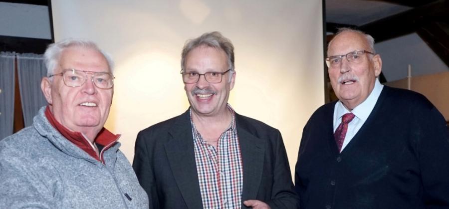 Herr Karkoska, Herr Kielhorn, Herr Hermes