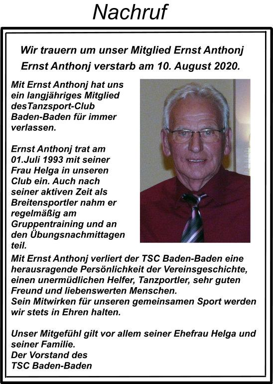 Ernst Anthonj