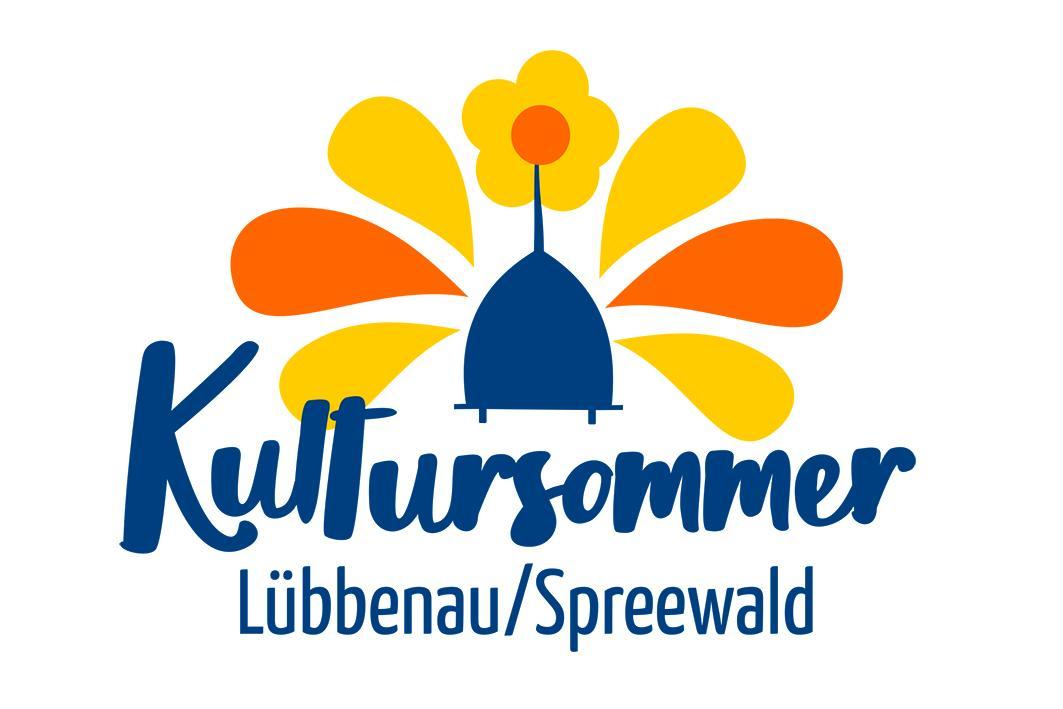 Logo Kultursommer Lübbenau/Spreewald