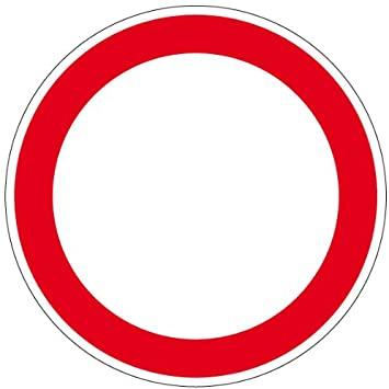 Zufahrt verboten