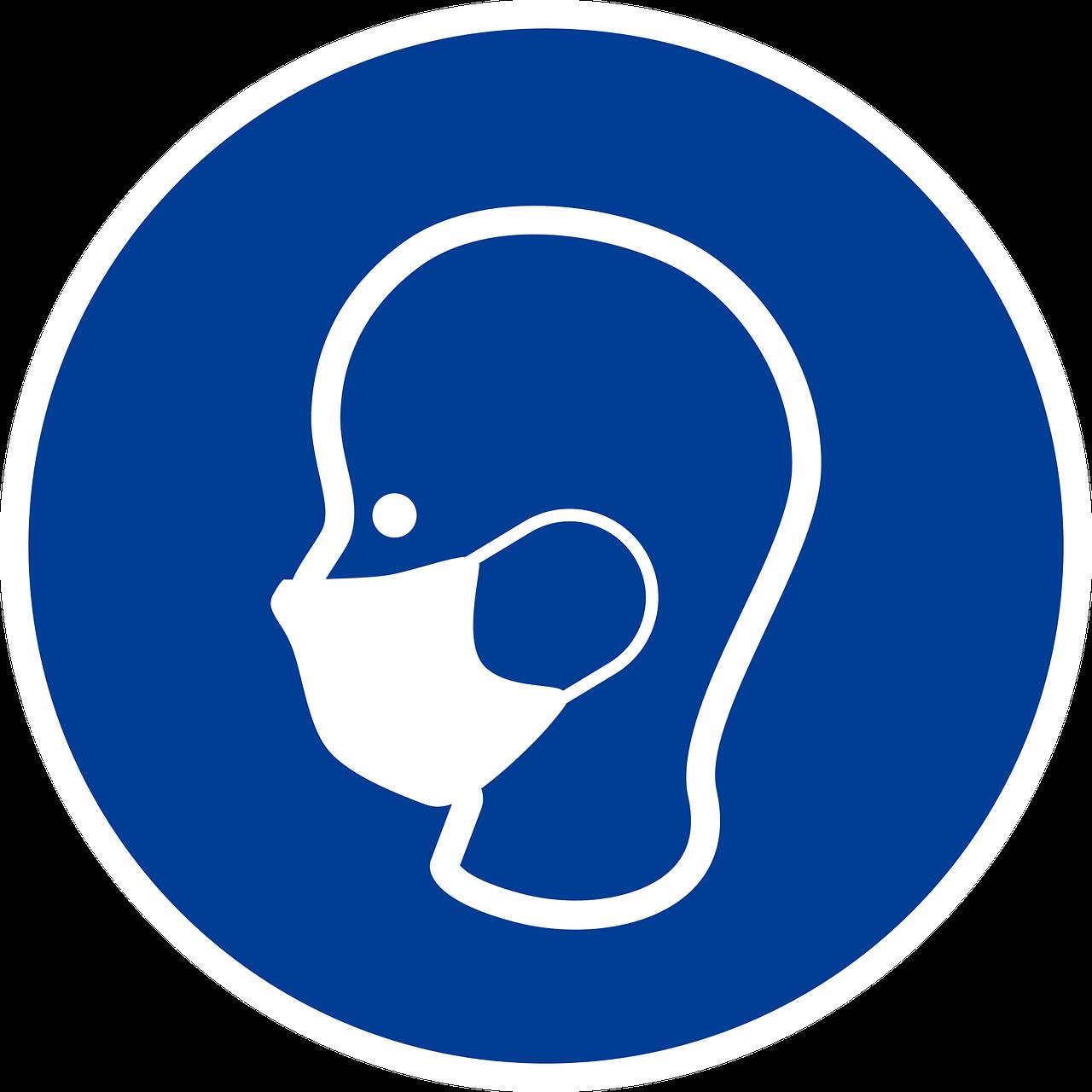 Maskenpflicht - Bild von iXimus auf Pixabay
