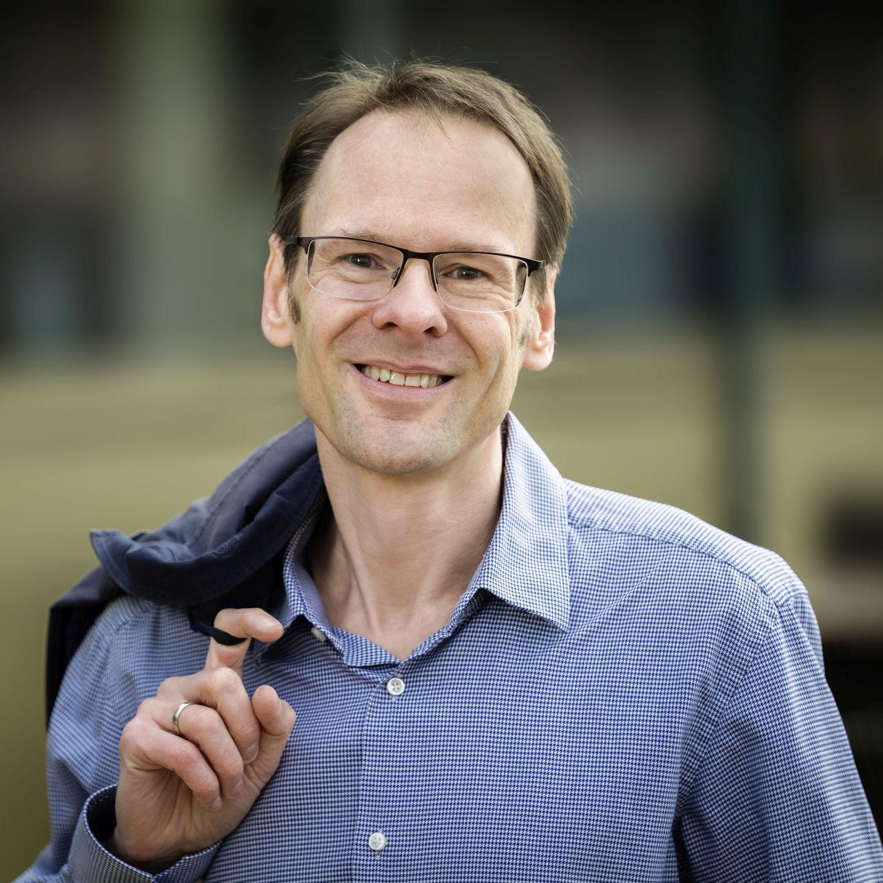 Ralf Nobel, ÖDP (Foto: Britta Konrad)